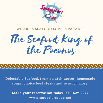 Seafood King of the Poconos